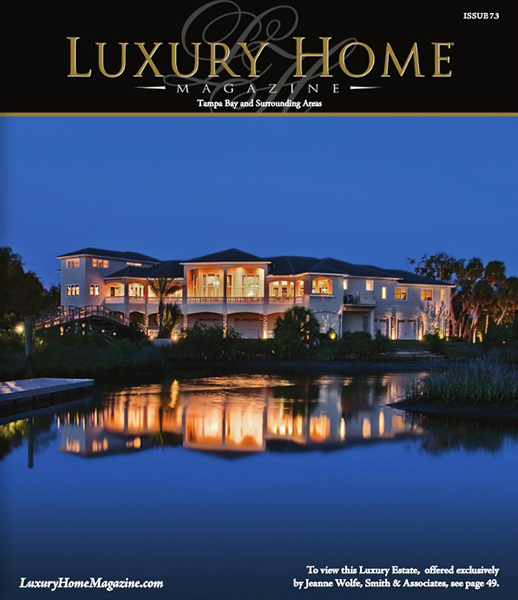 Luxury home magazine for Homes magazines